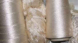 Undyed Silk Thread